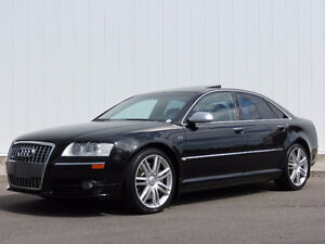 2007 Audi S8 LOADED with Bang & Olufsen