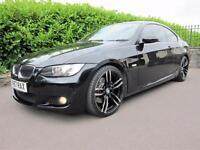 BMW 325i M Sport Coupe Automatic Black Sapphire
