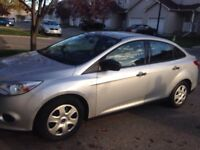 2012 FORD FOCUS S 113,000kms