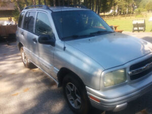 2003 Chevrolet Tracker VUS