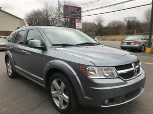 Dodge Journey AWD-R-T-Cuir-Toit-Camera-7 Pass 2010