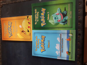 Volume 1.2and 3 Pokemon drawing guides