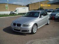 BMW 3 SERIES 318I SE BUSINESS EDITION Silver Auto Petrol, 2011
