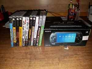 2 psp players and games