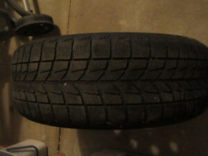 Blizzak Winter tires and rims 215/60R16 215 60 16