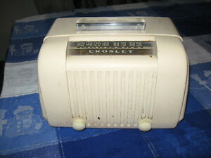 Crosley Antique Radio