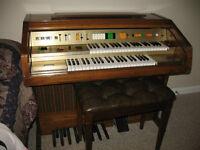 Organ For Sale.