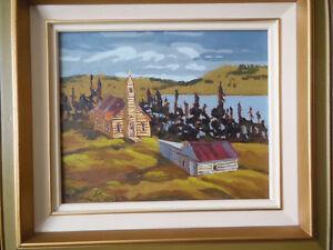 Vladimir Horik La chapelle la Galette