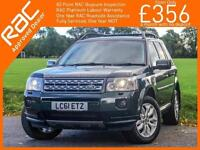 2011 Land Rover Freelander 2.2 SD4 Turbo Diesel 190 BHP HSE 4x4 4WD 6 Speed Auto