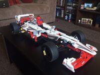 Lego F1 Car - 42000