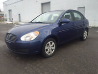 2009 HYUNDAI ACCENT L AUTOMATIQUE 88 500 KM