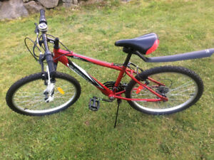 24 inch Supercycle Mountain Bike
