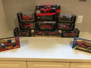 Collection of Canadian Tire Trucks (Set of 13)