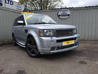 Land Rover Range Rover Sport 4.2 V8 auto 2006MY Supercharged 4X4