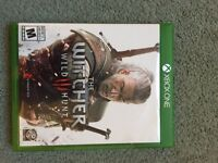 The Witcher 3 - Xbox one for sale