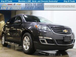 2014 Chevrolet Traverse 1LT | Heated Seats | Rear Vision Camera