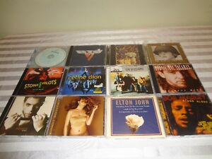cd collection - $4 per CD