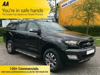 2018 FORD RANGER D/CAB WILDTRAK 3.2 TDCi 200 AUTOMATIC [ Low Mileage ] Truck Top