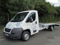 2012 12 CITROEN RELAY 2.2 HDI 129 BHP 35 L3 LWB CAR TRANSPORTER/RECOVERY DIESEL