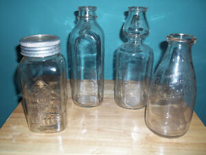 Assorted Bottles & Jars Windsor Region Ontario image 1