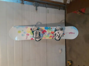 Firefly Whoop 140 cm snowboard