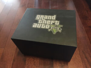 Grand Theft Auto V Collector's Edition - PS3