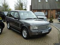 2005 55 Reg Land Rover Range Rover 3.0 Td6 Auto SE
