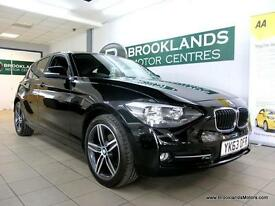 BMW 1 SERIES 2.0 116d SPORT [3X SERVICES, DAB RADIO and 30 ROAD TAX]