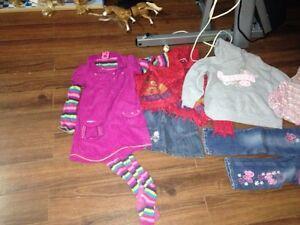 Vêtements fillette 5 ans
