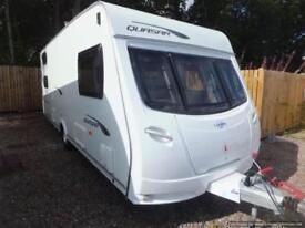 Lunar quasar 546 six berth caravan for sale