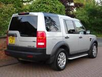 2005 05 Land Rover Discovery 3 2.7TD V6 SE..VERY HIGH SPEC..YEAR ROAD TAX £315