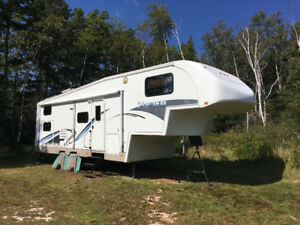Glendale Titanium Fifth Wheel Trailer for Sale