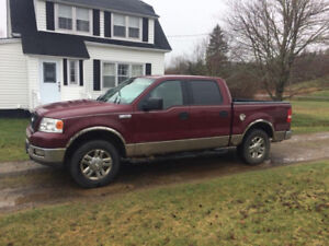 REDUCED. 2004 F150 Supercrew 4x4