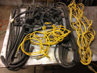 welding cable and extension cords
