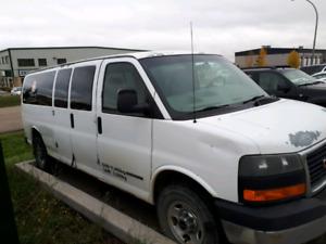 GMC savana van for sale