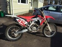 For Sale or Trade: 2014 CRF450