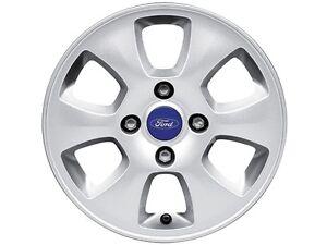 Original Ford Fiesta VI Alufelge 14 Zoll 6 Speichen Design 5.5Jx14 ET 37,5