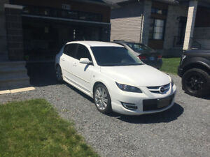 2007 Mazda Mazda3 Sport Speed3 Hatchback