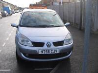 2007 RENAULT GRAND SCENIC DYNAMIQUE 7 SEATER