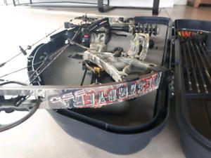 bowtech destroyer combo 350 fps