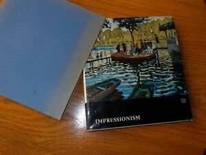 Two Volume - Albert Skira- Impressionism Art Books