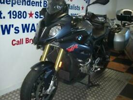 BMW S 1000 XR.ONE OWNER. GENUINE 13162 MLS ONLY, FITTED PANNIERS