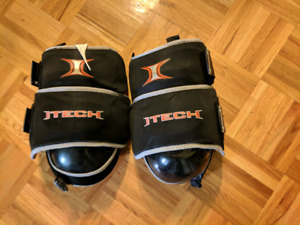 Goalie knee guard - pretège genou gardien