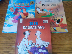 101 Dalmations, Peter Pan, Hercules