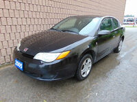 2005 SATURN ION - COUPE WITH A/C