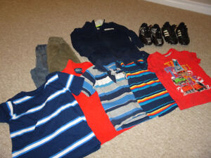 Lot of Size 4T Boy Clothes