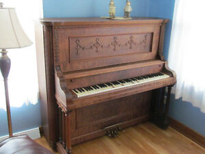 Piano antique 1935