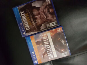 Ps4 games and conteroler