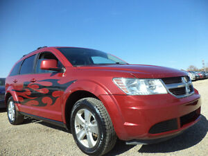2009 Dodge Journey  SXT 3.5 V6 SPORT-EXCELLENT SHAPE-7 passenger