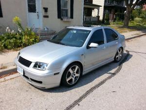 2003 Volkswagen Jetta GLI VR6 for sale!!